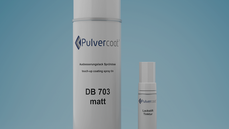 Visualisierung Pulvercoat